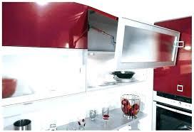 porte de cuisine en verre porte pour meuble de cuisine porte vitree pour meuble en verre de