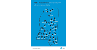 Att Service Map At U0026t Launches Fixed Wireless Internet In Additional Counties In