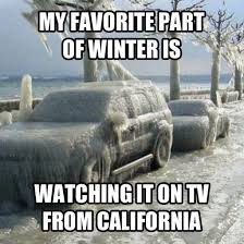 Winter Meme - my favorite thing about winter meme guy
