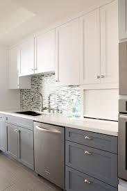 Two Tone Kitchen Island Kitchen Wonderful Design Of Kitchen Extractor Painted In Bright