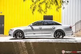 audi a6 modified rightfully best in class 2016 audi a6 on xo luxury wheels
