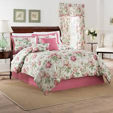 waverly forever yours 6pc comforter set berry comforter