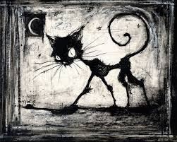 black cat halloween wallpaper skinny black cat drawing drawings pinterest black cat