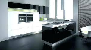 kronotex 8mm high gloss tile black 4v by falquon laminate