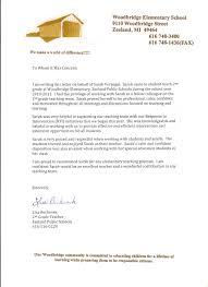 math teacher recommendation letter gallery letter samples format