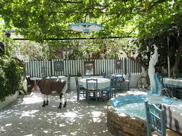 panoramio photo of samos garden restaurant