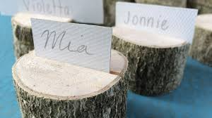 place cards diy occasionlab diy wood place card bases