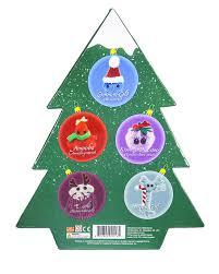 amazon com giant microbes christmas tree ornaments toys u0026 games