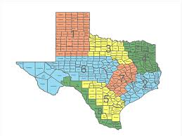 Van Texas Map Texas Animal Health Commission