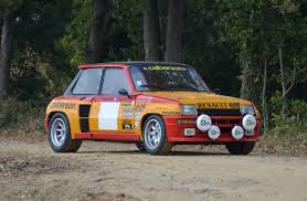 renault 5 1980 renault r5 turbo groupe iv usine calberson classic driver