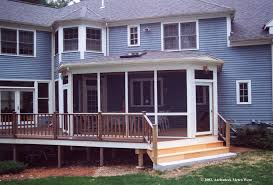 screen porch roof six kinds of porches for your home u2013 suburban boston decks and