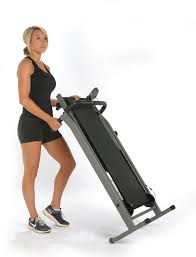 stamina inmotion manual treadmill pewter grey black treadmills