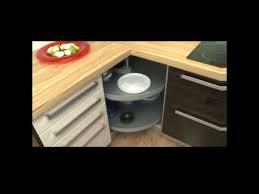 armoire en coin cuisine cuisine hygena des meubles pour tous les angles