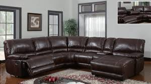 Gray Leather Reclining Sofa Leather Reclining Sectional Sofa Sofas With Recliners Is