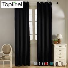 Thick Black Curtains Compare Prices On Thermal Thick Curtains Shopping Buy Low