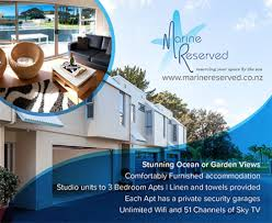 marine reserved apartments whangamata holiday apartments nz online