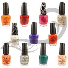 opi nail varnish long lasting nail polish cream peach orange