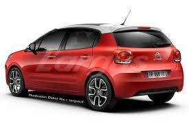 new citroen this is the new citroën c3 according to l u0027argus motorchase