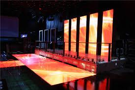 floor mounted stage lighting led floor led video floor