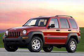 2004 jeep liberty mileage 2004 jeep liberty overview cars com