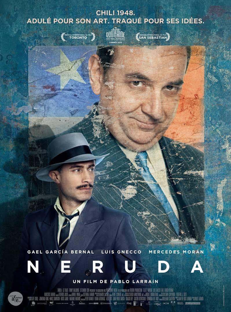 Neruda de Pablo Larrain