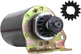 new starter motor briggs and stratton engine 286702 286707 287707