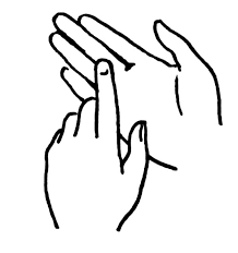 how to draw hands colouring page colouring tube