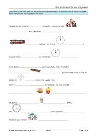 Spanish To English Worksheets Latest French Teaching Resources Printable Worksheets And
