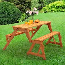 modbury convertible 2 in 1 picnic table and bench