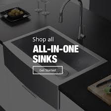 Sinks Kitchens Kitchen Sinks At The Home Depot