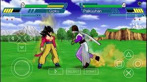 download game psp format cso dragon ball z shin budokai 2 god blue mod ppsspp cso free download