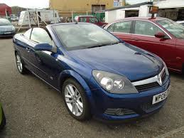 used vauxhall astra sport blue cars for sale motors co uk