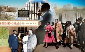civil rights mural unveiled in ceremony at wells fargo uab branch