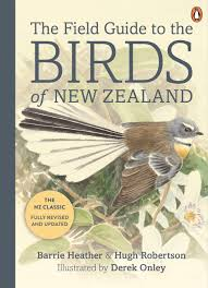the field guide to the birds of new zealand 2015 edition by