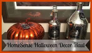 Halloween Ornaments Uk Homesense Haul Halloween Decor Youtube