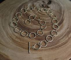 handmade chain necklace images Handmade 14k yellow gold chain recycled 14k gold handmade chain jpg