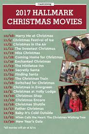 hallmark christmas movie premiere dates 2017 hallmark