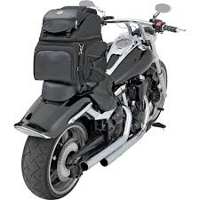 Tire Rack Motorcycle Problem Solved Installing A Motorcycle Sissybar Bag When There U0027s