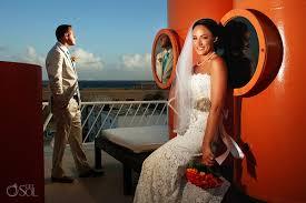 chloe and alex boutique hotel wedding playa del carmen