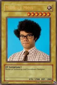 It Crowd Meme - moss it crowd yugioh card by sephirothwolf on deviantart