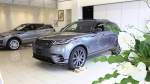 2017 range rover velar youtube