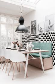 kitchen and dining room designs for small spaces 25 best mid mod banquette ideas images on pinterest dining area