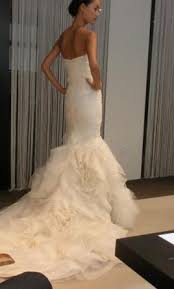 vera wang gemma 3 495 size 2 used wedding dresses