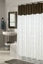 Checkered Shower Curtain Black And White by 30 Best Embroidered Shower Curtains Images On Pinterest Shower
