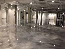 Diy Floor L Diy Metallic Epoxy Garage Floor The Wooden Houses