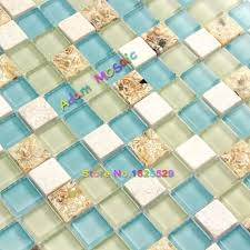 online buy wholesale stone glass mosaic tiles from china stone