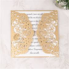 lace invitations wholesale cheap laser cut lace wedding invitations wpl0042