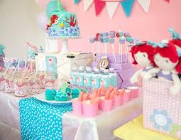 mermaid birthday party kara s party ideas the mermaid birthday party kara s