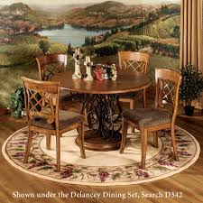 Outdoor Round Rugs by Grapes Napa Border Round Area Rugs