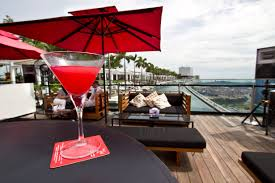 Top Rooftop Bars Singapore Singapore U0027s Best Bars With A View